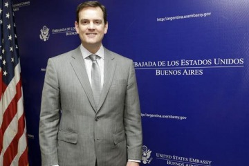 Estados Unidos elogió al Gobierno y ratificó su apoyo al programa de reformas económicas
