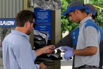 Tarifazo: YPF aumentó el precio de sus combustibles un 3,5 por ciento