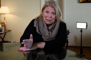 La dura carta de Carrió a Laura Alonso por los cambios en la querella del juicio de encubrimiento en AMIA