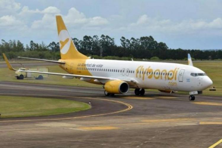 ANAC le habilitó un segundo avión — Flybondi quiere revancha