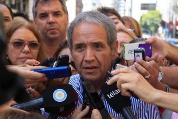 """Palazzo sobre el paro bancario: """"El Gobierno se negó a negociar, no nos dejó otro camino"""""""