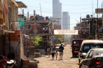 En enero, una familia tipo necesitó $17.097 para no caer en la pobreza