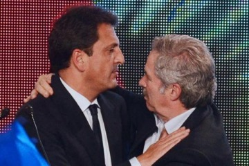 """Teléfono de Solá para Massa: """"Va a tener que sumarse a la unidad del peronismo"""""""