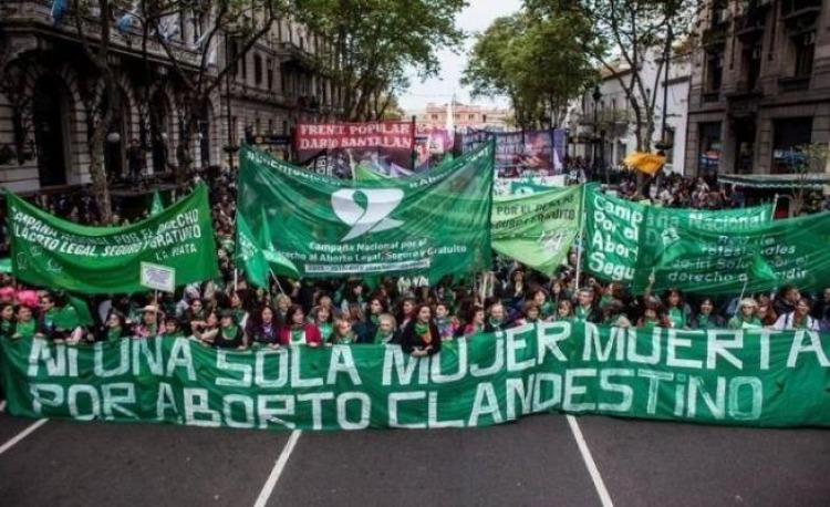 Image result for aborto legal argentina