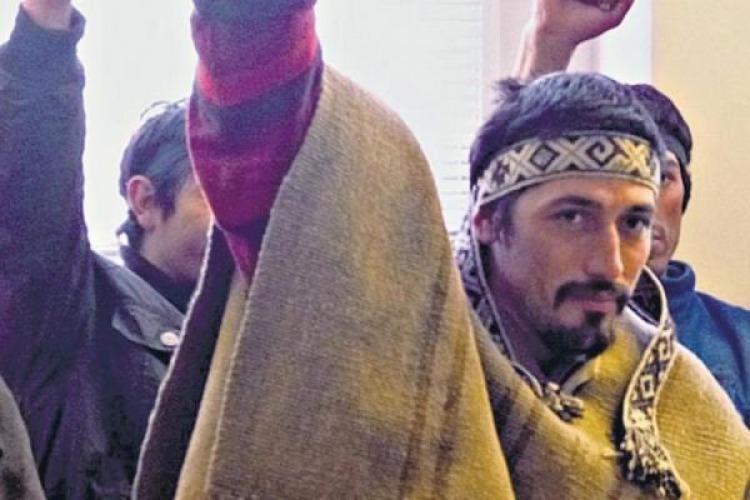 Incidentes durante el fallo de la Justicia sobre Jones Huala — Bariloche