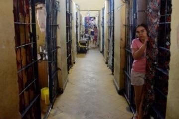 Detenidas del penal de Ezeiza se unieron al 8M y fueron reprimidas por personal masculino