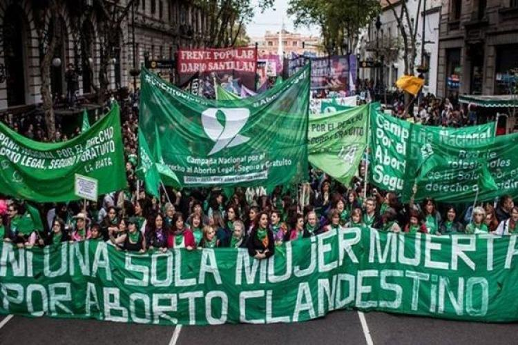 Legisladoras Nacionales Convocan A Marchar Este Martes Al Congreso De La Nacion Para Seguir Con El Reclamo Por La Legalizaciopn Del Aborto En La Previa Del