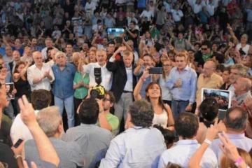 Con la unidad como objetivo, finalizó la cumbre peronista en San Luis