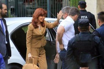 Se sortearon los jueces que juzgarán a CFK