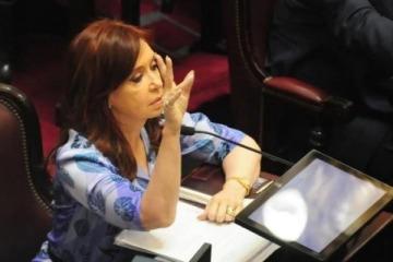 Cristina pidió suspender los aumentos en las tarifas de luz, agua y gas