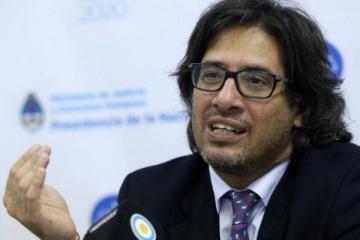 Garavano dedicó un obituario a la mano derecha del genocida Menéndez