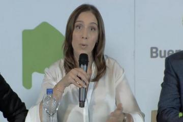 Para sostener los tarifazos nacionales, Vidal se ordenó con Macri y eliminó impuestos provinciales a los servicios