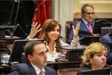 """Cristina, contra los tarifazos: """"Le están reventado la vida a la gente"""""""