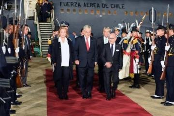 Macri cenó con Piñera en búsqueda de afianzar las relaciones comerciales
