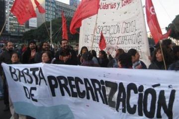 """El CEPA advierte acerca de un proceso de """"degradación del empleo y desprotección de los trabajadores"""""""