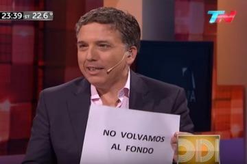 Insólito: el día que Dujovne aseguró que Argentina no volvería a FMI