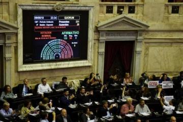 La oposición frenó el tarifazo en Diputados pero Macri utilizará el poder de veto