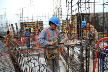 La Cámara de la Construcción advirtió acerca de 430mil puestos en peligro