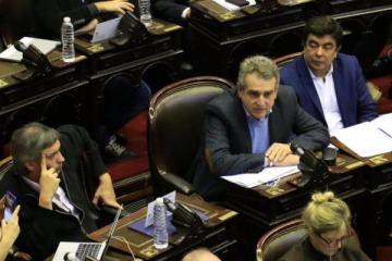Diputados comienza su sesión especial para que el acuerdo con el FMI se debata en el Congreso