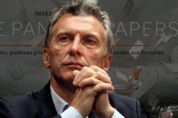 Un nuevo escándalo relacionado a los Panama Papers vuelve a complicar a Macri