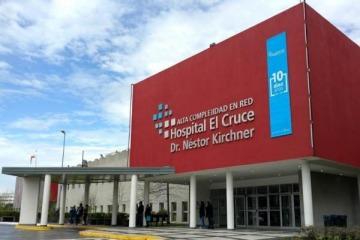Trabajadores del hospital El Cruce denuncian que Macri y Vidal les quitaron más del 40% del presupuesto