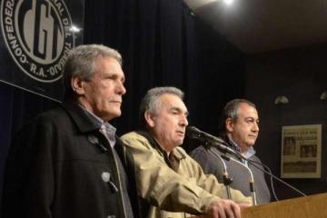 La CGT adelantó que profundizará las medidas de fuerza si el Gobierno no cambia el rumbo