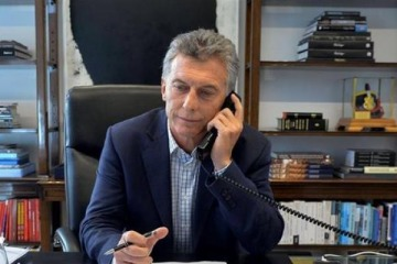 Macri felicitó a López Obrador por su triunfo electoral y apuesta a relanzar su relación con México