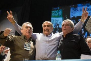 Acuerdo en la CGT: no habrá elecciones y continúa el triunvirato hasta 2020