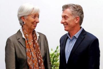 Repudio y movilización por la visita de Lagarde a la Argentina