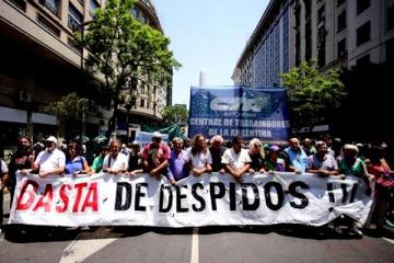Desde que asumió Macri se perdieron 73.800 puestos de trabajo en la industria