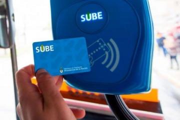 Subirán el negativo de la SUBE por el impacto del tarifazo al transporte