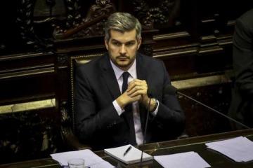 """Marcos Peña sobre aportantes truchos: """"No tenemos duda de la transparencia de las campañas"""""""