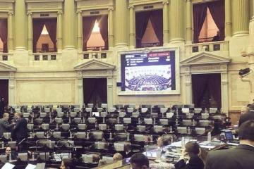 Cambiemos no dio quórum a la sesión especial para tratar el decreto de las Fuerzas Armadas