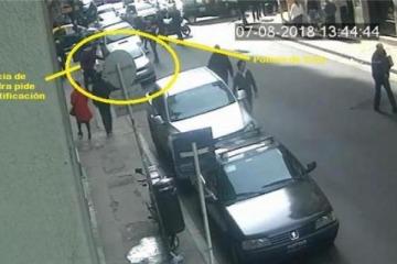 Denunciaron que tres espías de la AFI vigilan a Cristina desde hace cuatro días