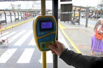 Empezó a regir un nuevo tarifazo al boleto de trenes y colectivos