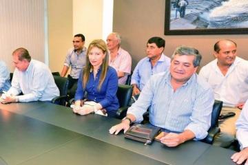 """Los intendentes formoseños repudiaron el """"desprecio al federalismo nacional"""" al eliminar el Fondo Solidario"""