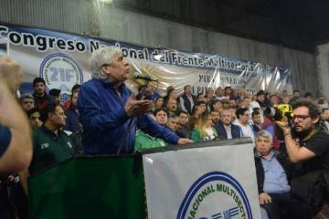 """Moyano lapidario contra Macri: """"De La Rúa era un estadista al lado de este Presidente"""""""
