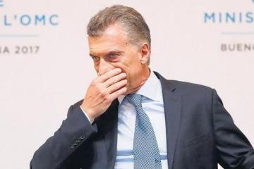 """Encuestas: a los argentinos les preocupa más la economía que la corrupción y piensan que Macri """"usa el caso de los cuadernos"""""""