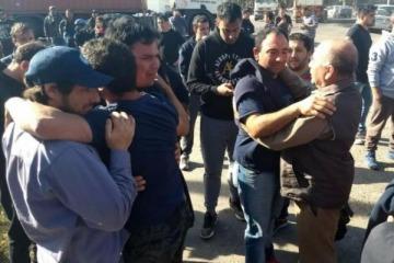 """Aguad admitió que hay que hacer """"sacrificios dolorosos"""" y despidió 100 trabajadores de Fabricaciones Militares"""