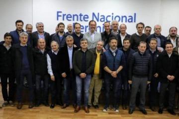 Intendentes bonaerenses se reunieron para reclamar por el fondo solidario y el astillero Río Santiago