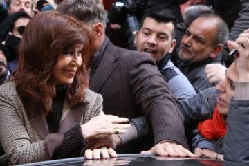 """CFK sobre los allanamientos: """"No tengo ningún inconveniente en que el cuerpo autorice lo solicitado por Bonadio"""""""