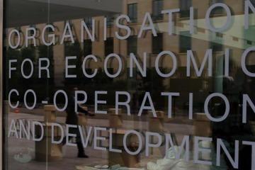 La OCDE bajó todas sus expectativas de crecimiento y la Argentina sufre la peor caída