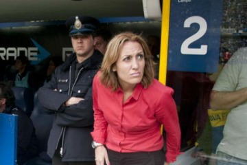 Florencia Arietto: de fracasar en Independiente a pedir la renuncia de Bullrich y terminar bajo su mando