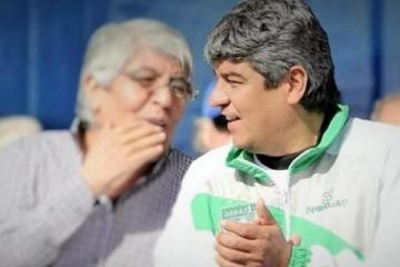"""Pablo Moyano: """"No creo que hagan el show de querer detenerme en Ezeiza"""""""