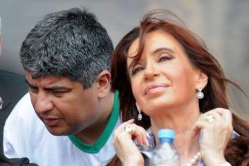Cristina Kirchner se reunió con Pablo Moyano