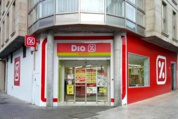 La crisis llegó a los supermercados Día y se desplomaron las ventas