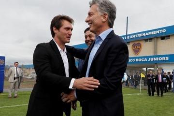 Macri no quiere saber nada con una final de Libertadores entre River y Boca