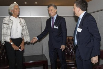 Avanza el ajuste: con la presencia de Lagarde por el G20, el FMI volverá al país para controlar el plan Macri