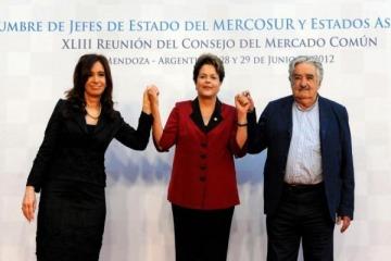 Cristina participará de la contra cumbre del G20 con Mujica y Dilma