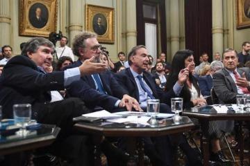 """Pichetto contra el peronismo: acusó a los gobernadores de """"ponerse el traje cubano de la revolución"""""""